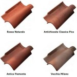 Culori Olane ceramice Italia  NovoCoppo