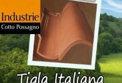 Tigla ceramica Italiana - Cotto Possagno - Angel Company SRL