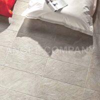 Gresie imitatie piatra Quartzite Roxstones White Quartz 30x60cm