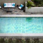 Gresie pentru piscina Polinesia Idea Ceramica